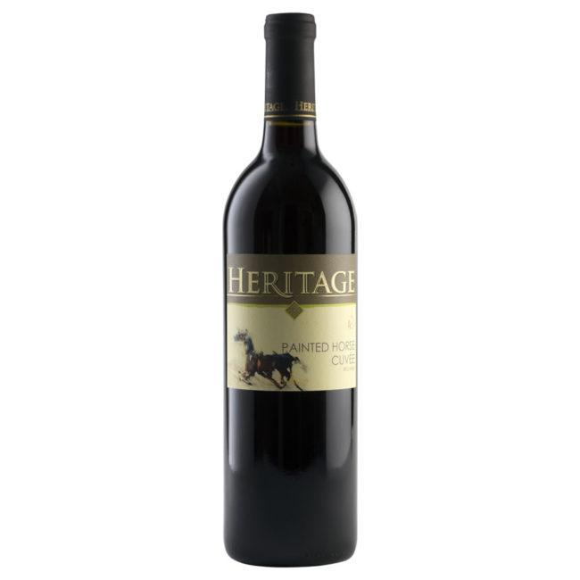 Painted-Horse-heritage-vineyard-red-wine